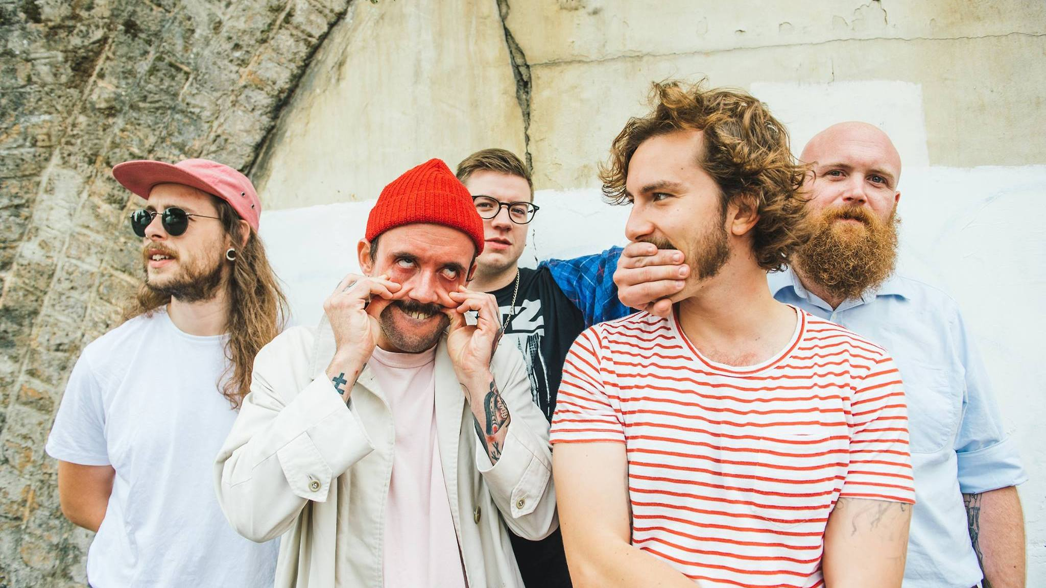 IDLES set for Dublin show at the Iveagh Gardens