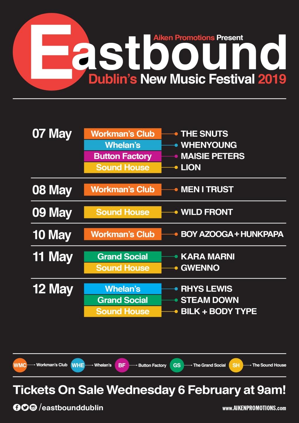 Image result for eastbound festival
