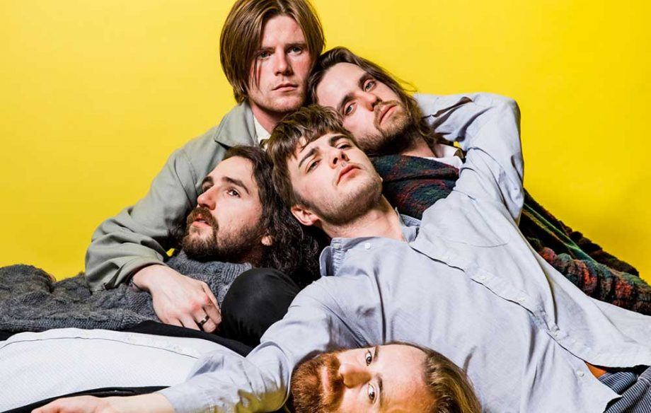 Fontaines D.C. set for Iveagh Gardens in Dublin
