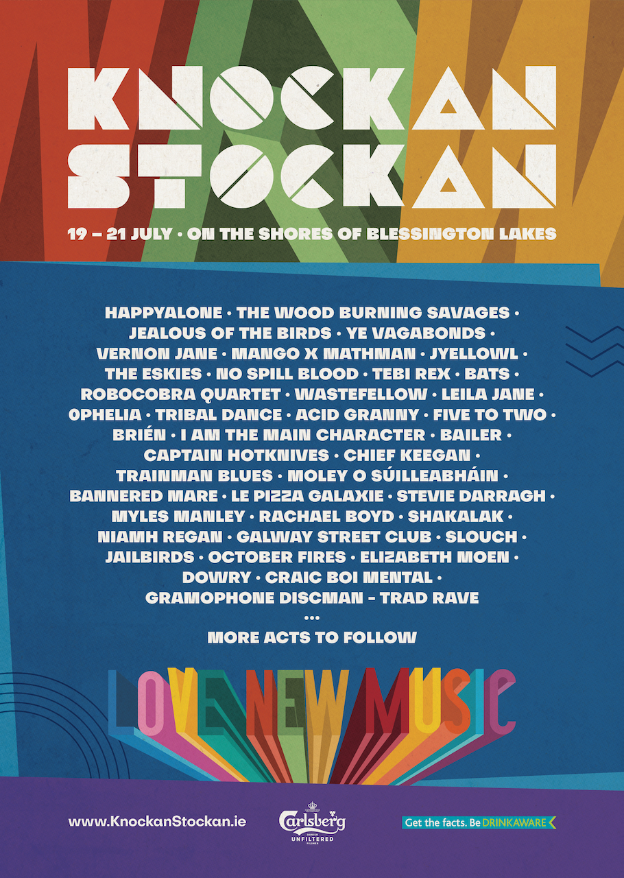 Knockanstockan 2019 | Second Wave Of Acts Added To Line-up