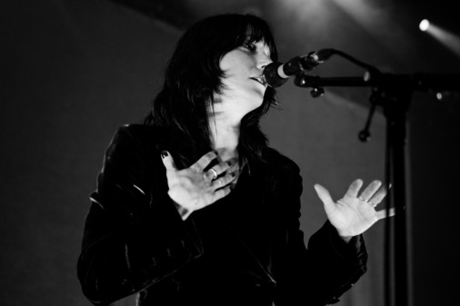 Sharon Van Etten Vicar Street Dublin Photo By Stephen White TLMT 18
