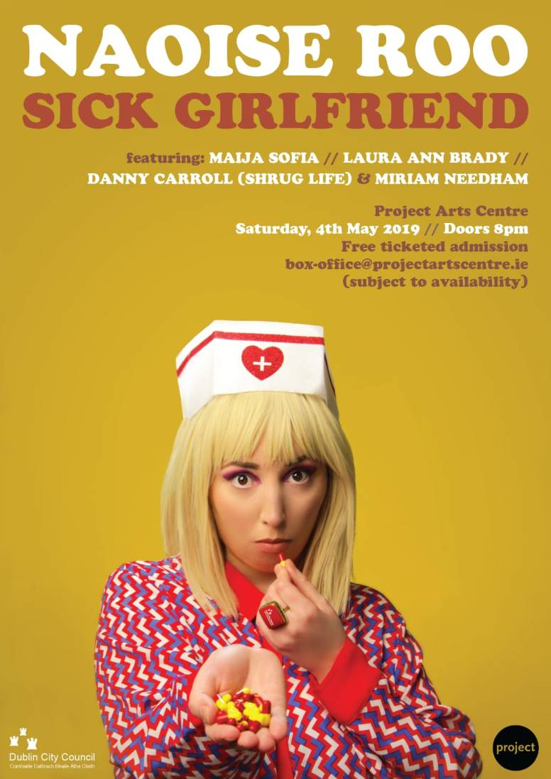 'Sick Girlfriend' poster