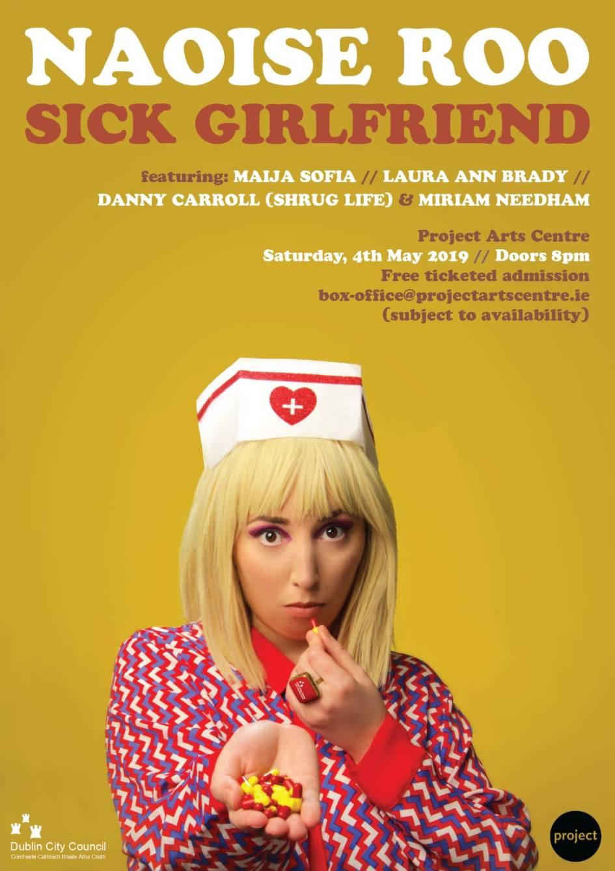 'Sick Girlfriend' poster