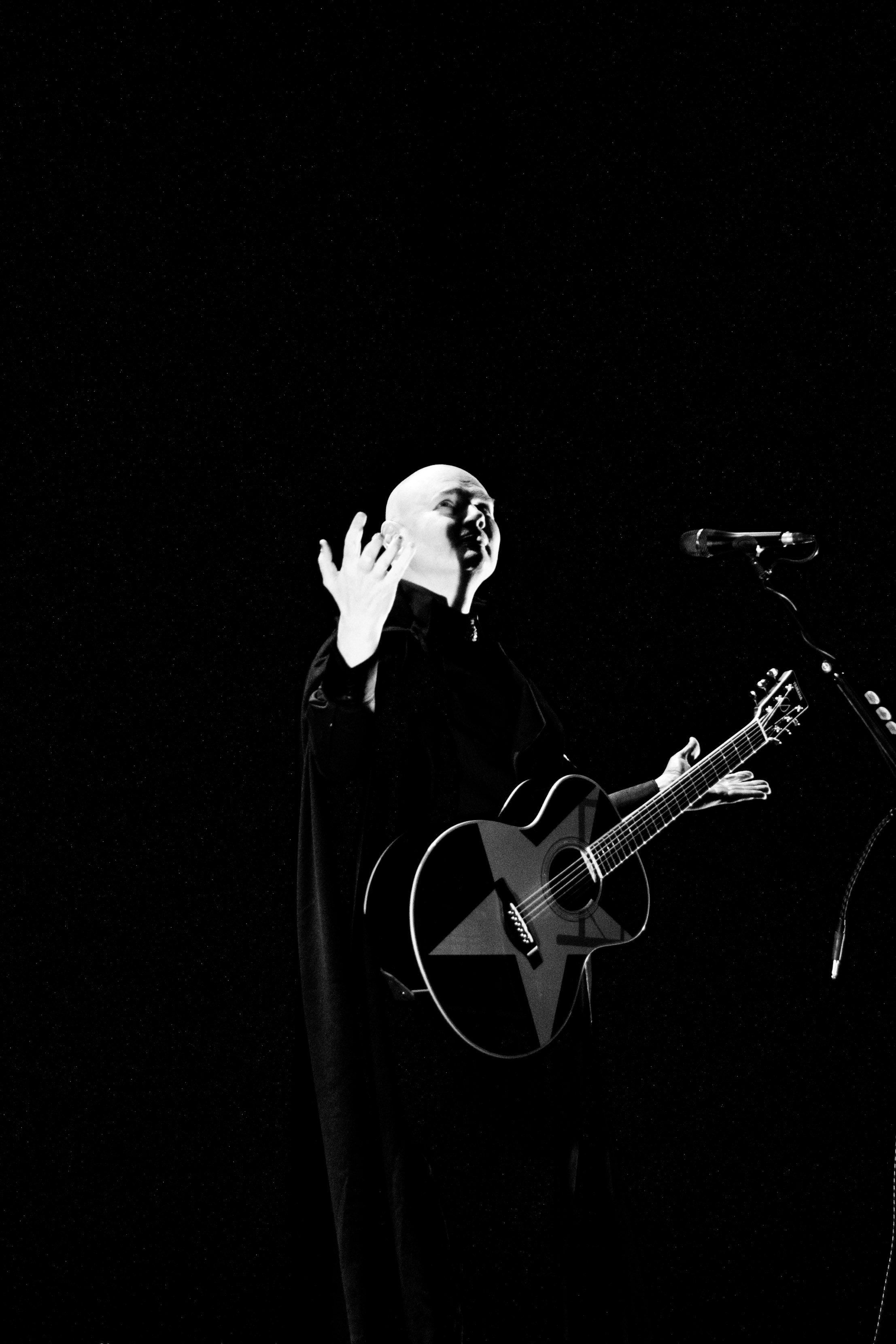 Photos | Billy Corgan plays a sold-out solo show at the Olympia Theatre