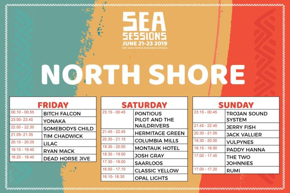 sea sessions 2019 stage times 2