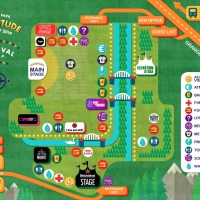 Longitude 2019 Stage Times & Site Map Announced