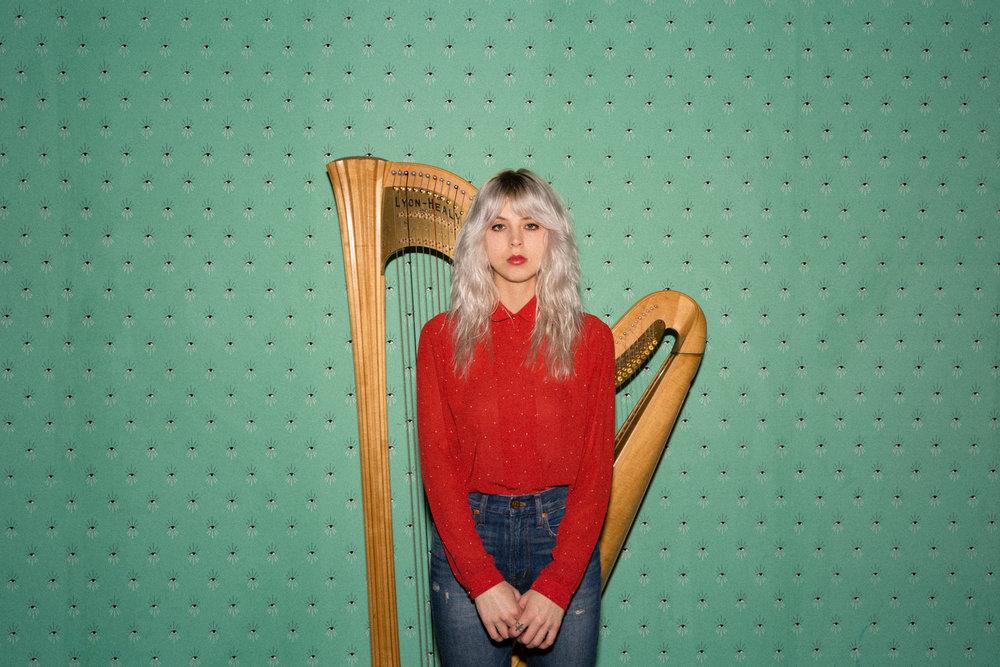mikaela davis harp