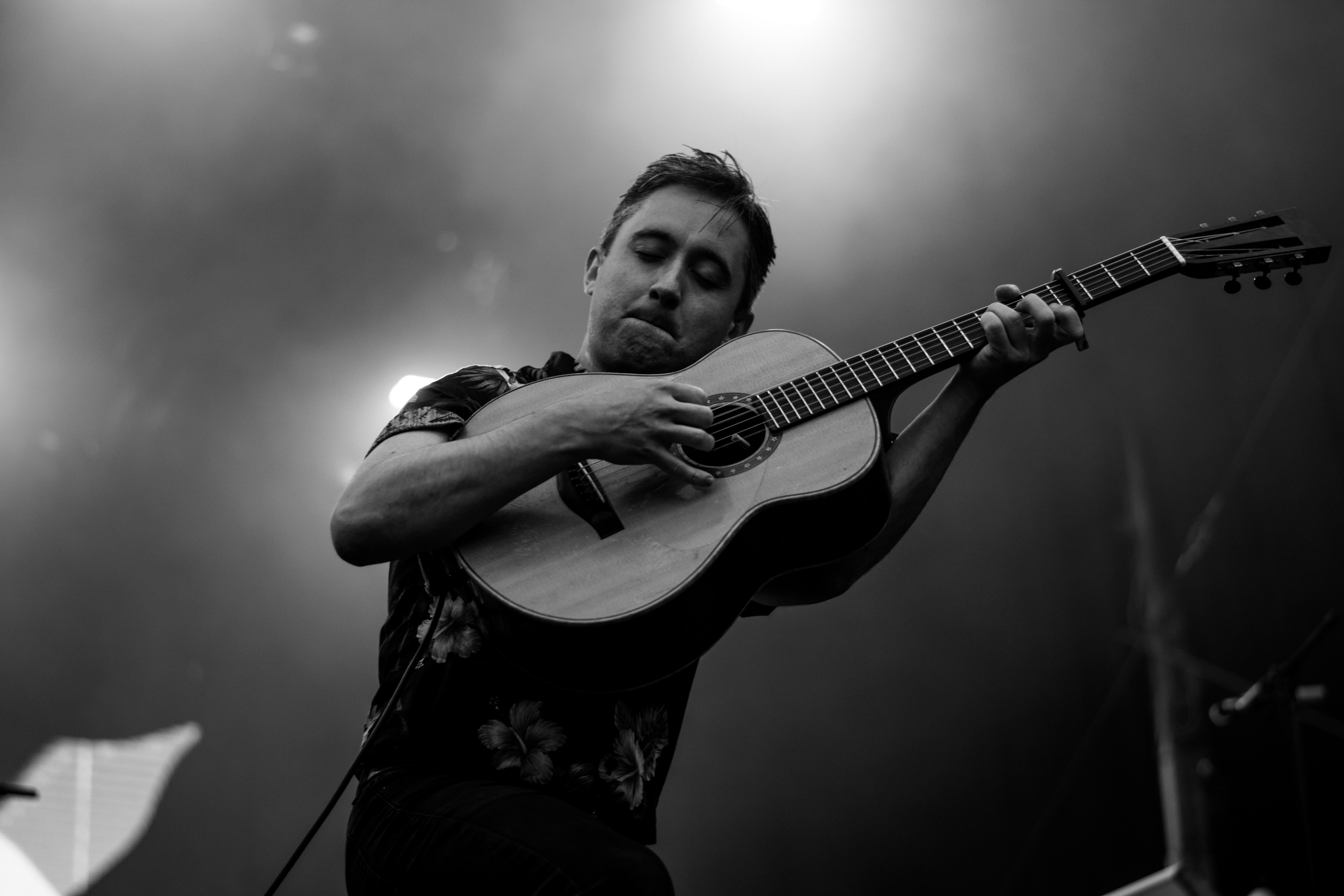 Photos | Villagers live at the Iveagh Gardens with Aldous Harding