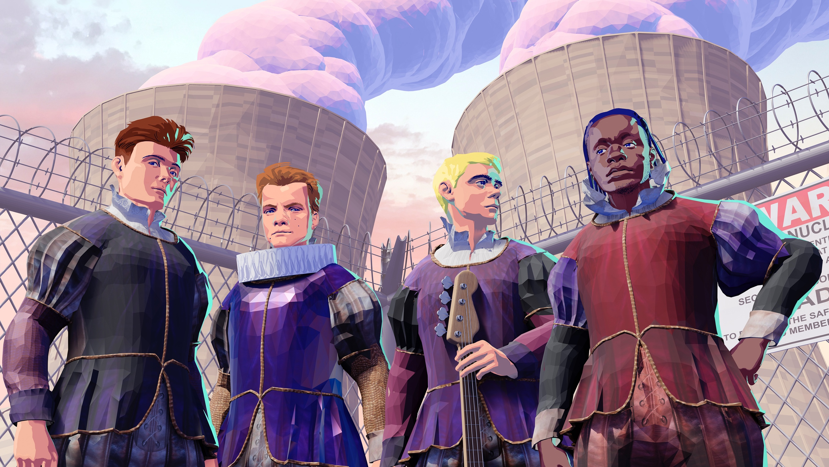 Black Midi announce Dublin date at the Button Factory