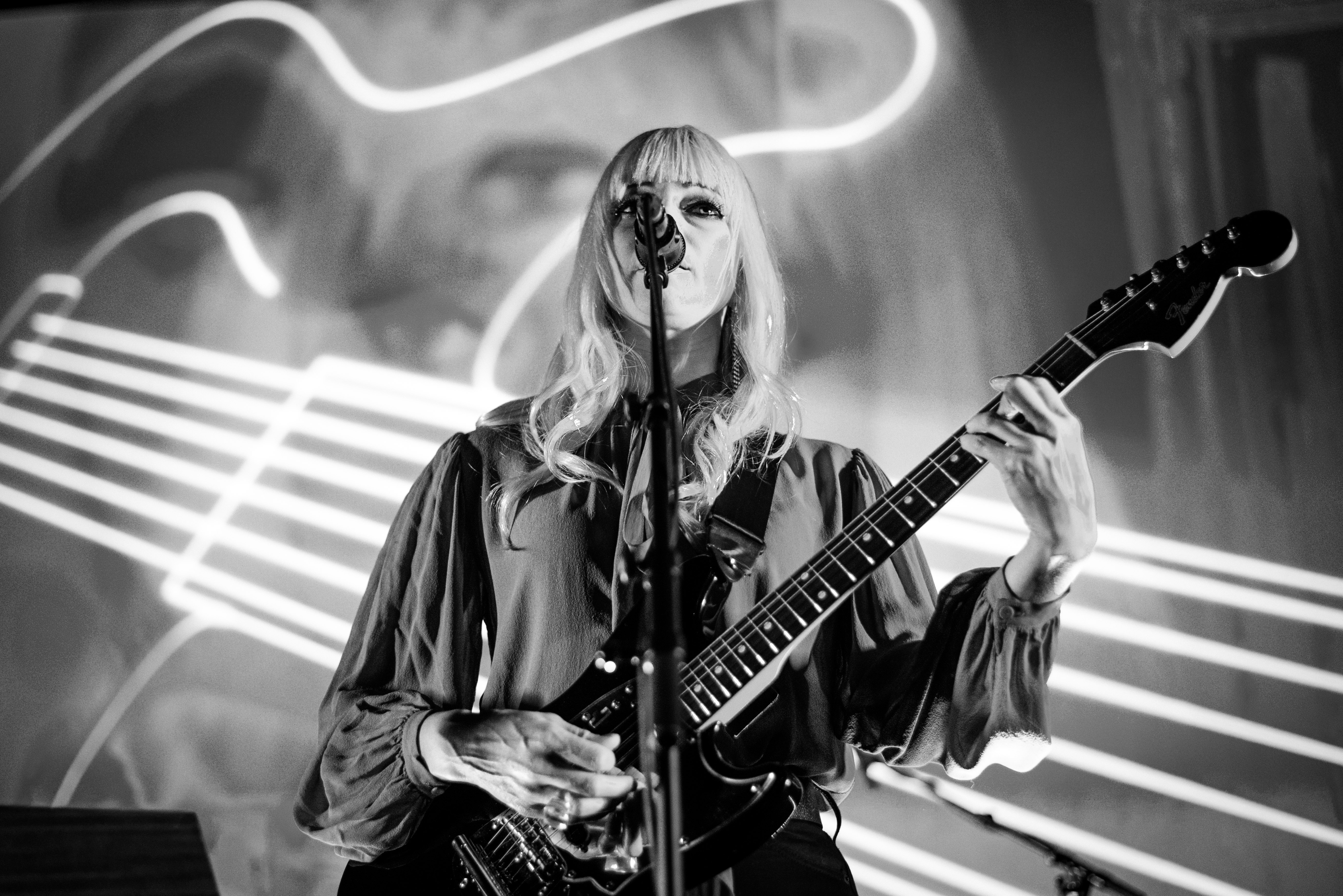 "Live Review | ""a mood-driven journey through highly-stylized dream-pop soundscapes"" Chromatics – Vicar Street"