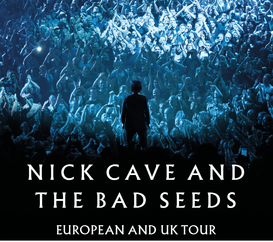 Nick Cave and The Bad Seeds announce Dublin gig at the 3Arena