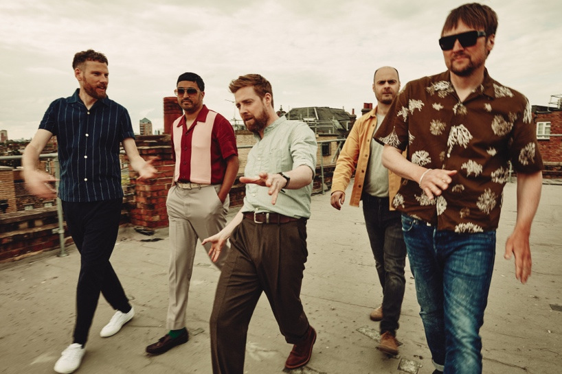Kaiser Chiefs announce Dublin show at the 3Arena