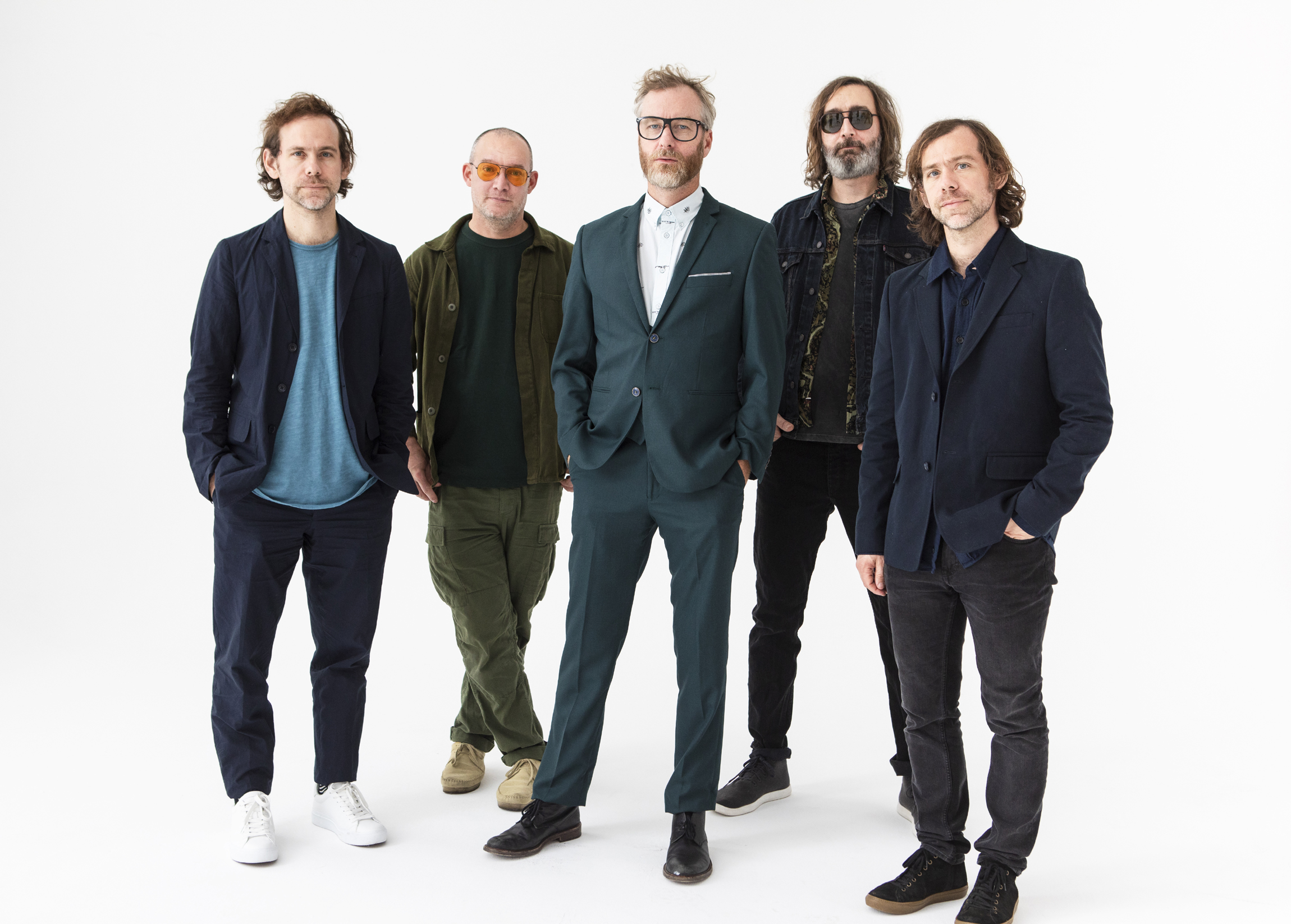 The National announce Cork & Belfast shows in 2020