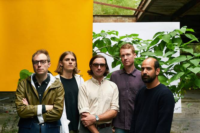 Real Estate announce Dublin show at Vicar Street
