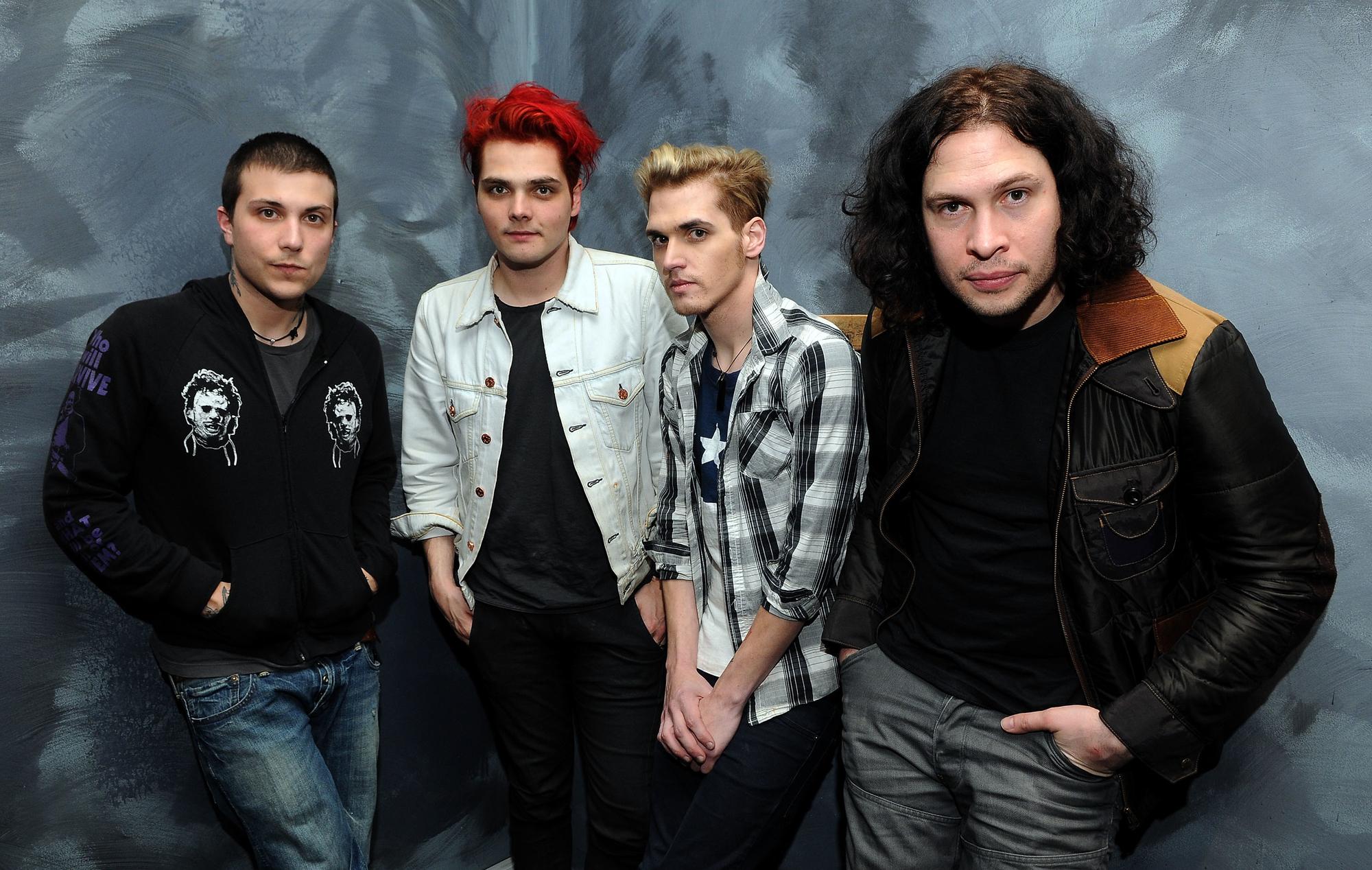 My Chemical Romance announce Dublin show at the Royal Hospital Kilmainham