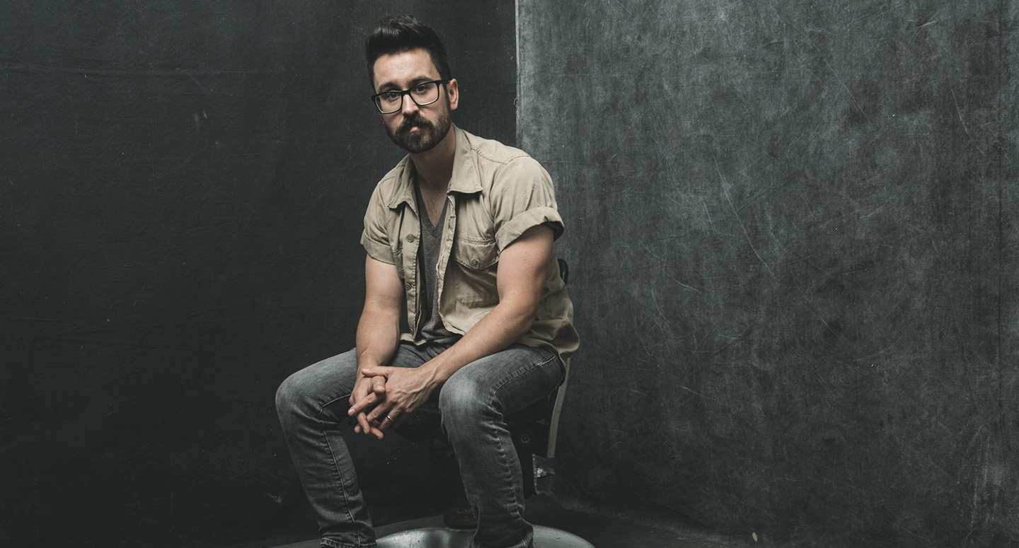 Q&A | Sean McConnell talks to TLMT about his album Second Hand Smoke