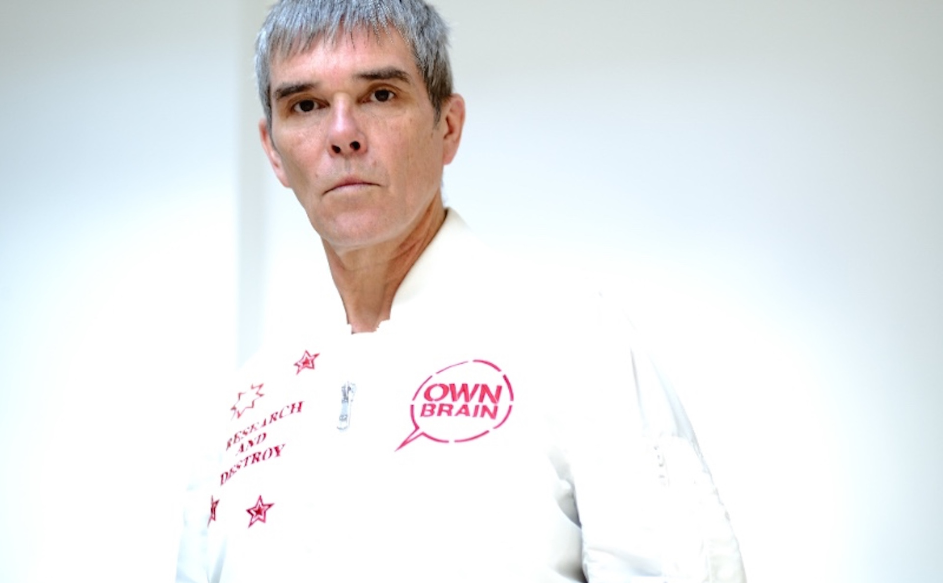 Ian Brown announces Irish Tour including Olympia Theatre show