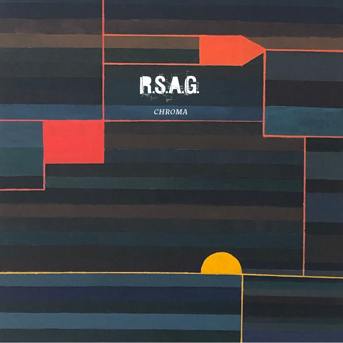 "Review | ""a sonic collage of vivid Basquiat-esque deconstructivism"" R.S.A.G – Chroma"
