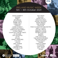 Ireland Music Week 2021 acts announced