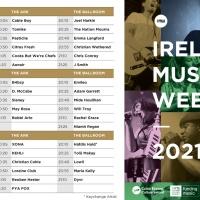 Ireland Music Week 2021 Artist Schedule announced