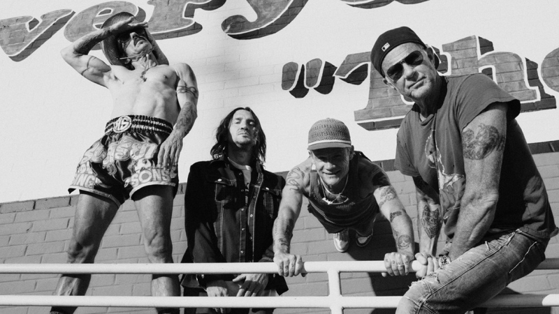 Red Hot Chili Peppers 2022 World Tour